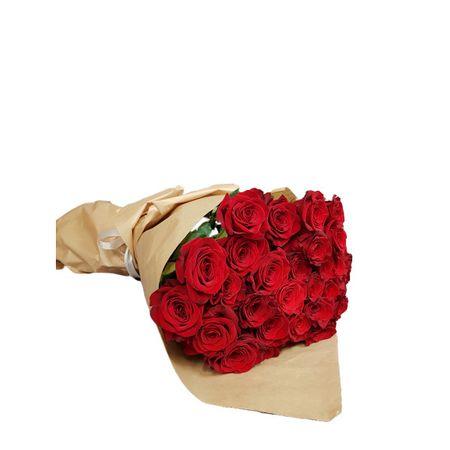 подарък на жена Букет от червени рози