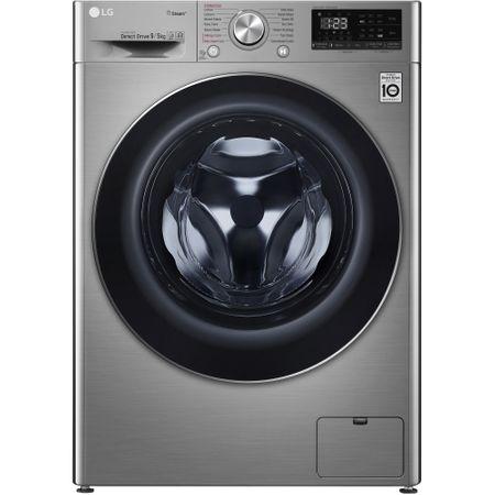 Пералня със сушилня LG F4DN409S2T
