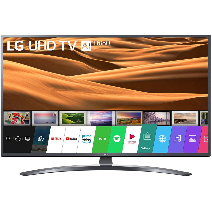 Намаления Юли Телевизор LG Smart 43UM7450PLA 4K Ultra HD
