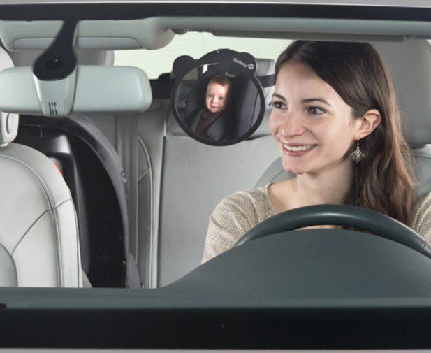Огледало за задна седалка Safety1st