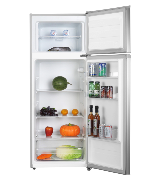 Хладилник с 2 врати Heinner HF-M207SA+