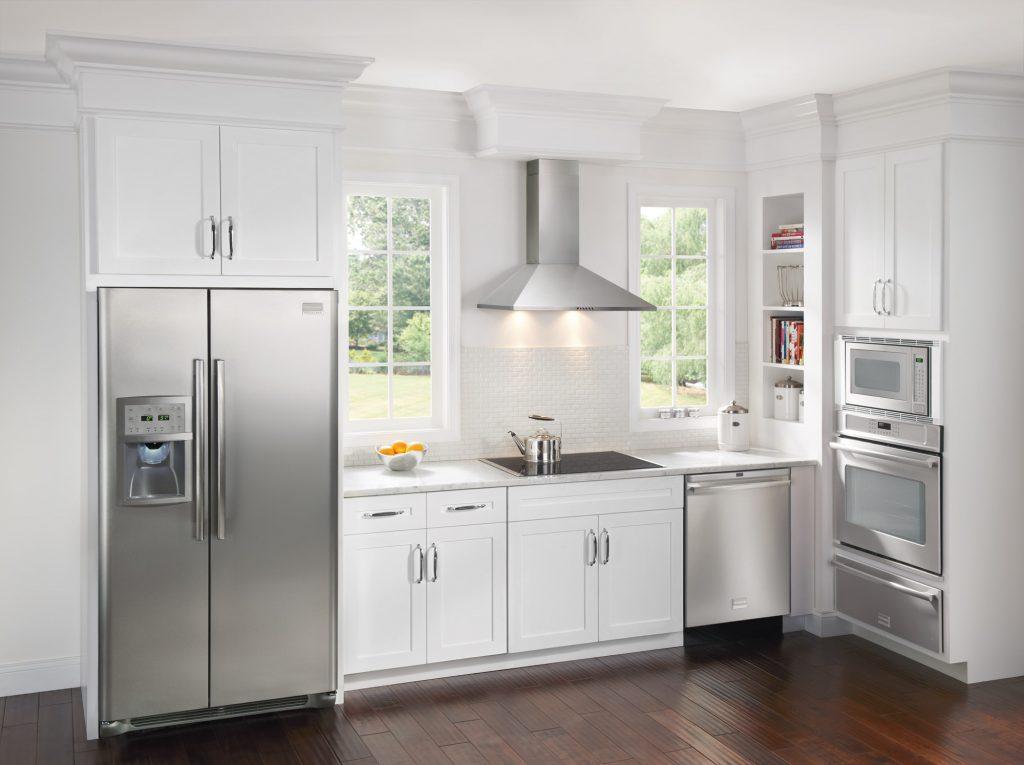 двукрилен хладилник