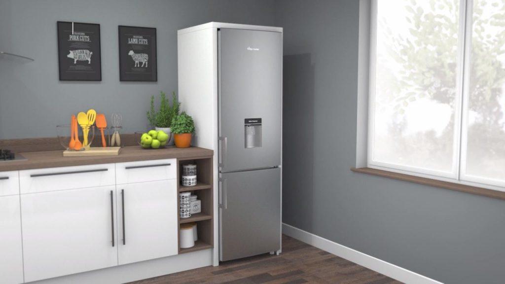 хладилник с двоен фризер