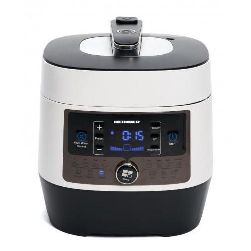 Мултикукър с готвене под налягане Heinner HPCK-6WH