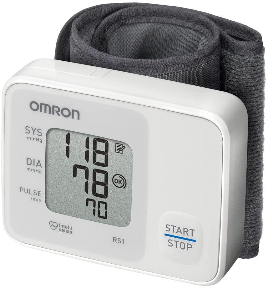 Апарат за измерване на кръвно налягане Omron RS1