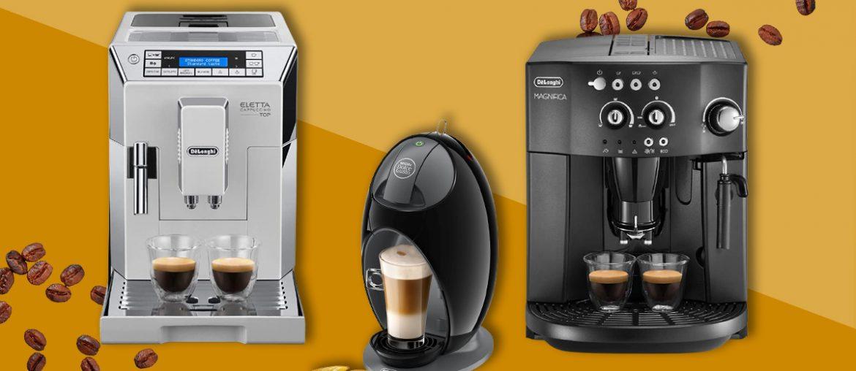 Най-добрите кафемашини
