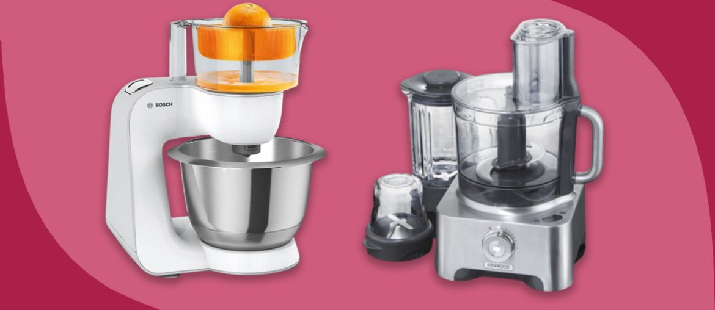 Най-добри кухненски роботи