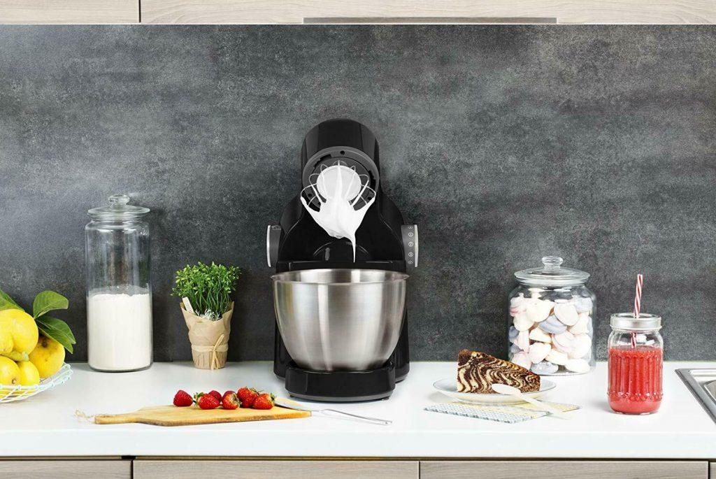 кухненски робот с миксер
