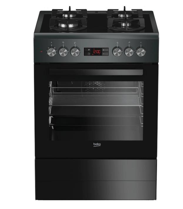 Комбинирана готварска печка Beko FSM65330DAS