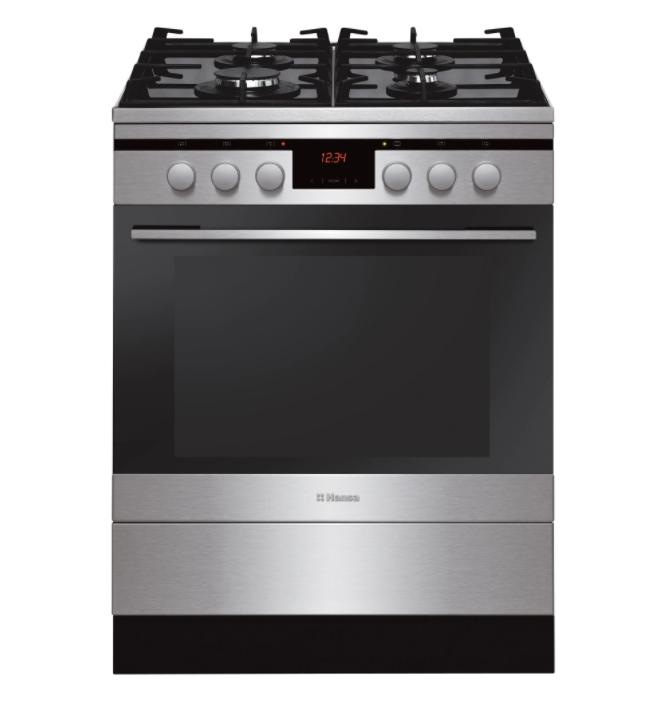Комбинирана готварска печка Hansa FCMX69205
