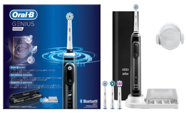 Електрическа четка за зъби Oral-B Genius 10000