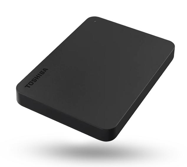 Външен хард диск Toshiba Canvio Basics
