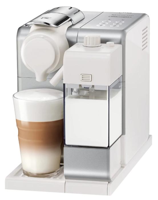 Кафемашина с капсули Nespresso Lattissima Touch EN560.S