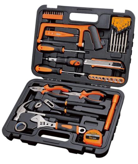 Комплект ръчни инструменти BOLTER