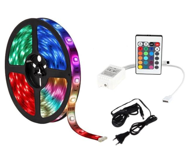 Комплект RGB LED лента