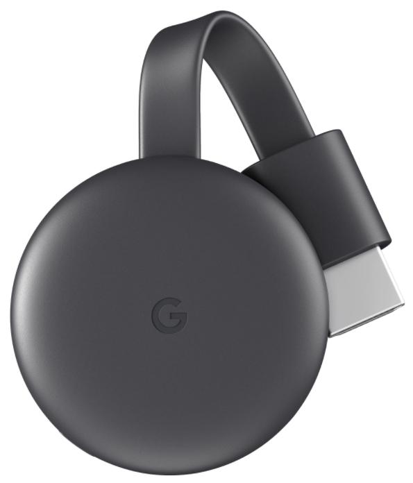 Мултимедиен плейър Google Chromecast 3