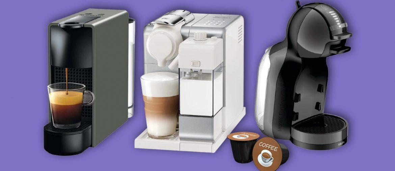 Най-добри кафе машини с капсули