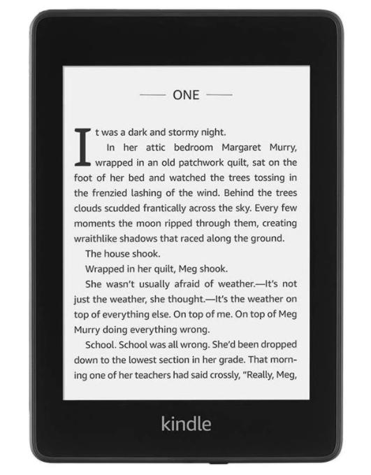 eBook четец Kindle Paperwhite