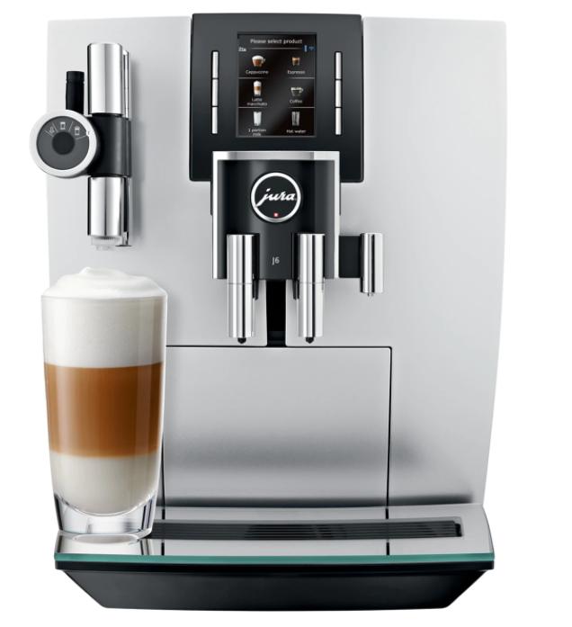 Кафеавтомат Jura J6