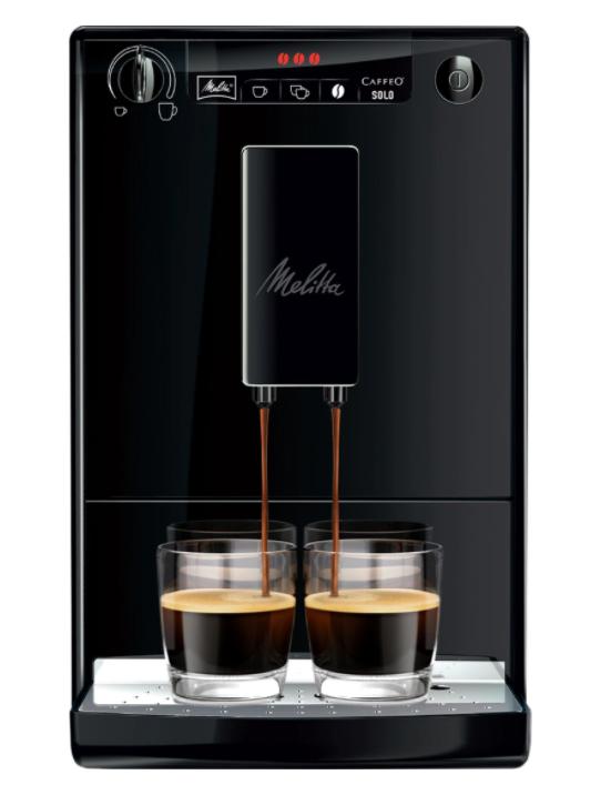 Кафеавтомат Melitta Solo Pure Black E950-222