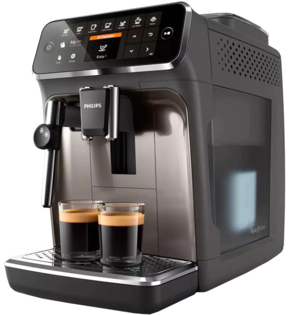 Кафеавтомат Philips Seria 4300 EP432490
