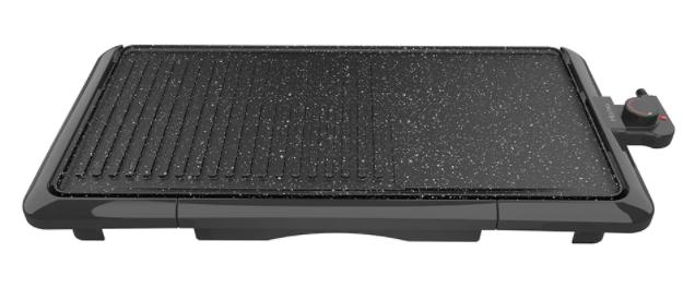 Електрическа скара с мраморно покритие Homa HG-5126