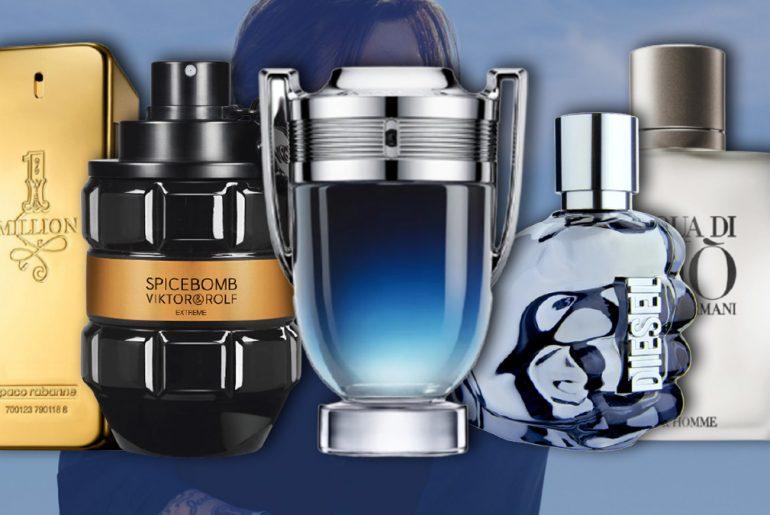 Най-добри мъжки парфюми