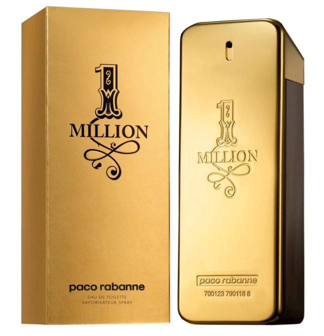 Тоалетна вода за мъже Paco Rabanne One Million