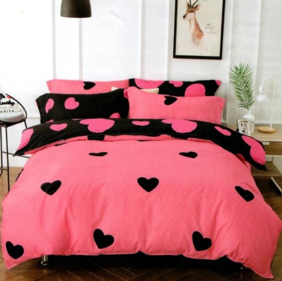 Спален комплект TM Pink Love