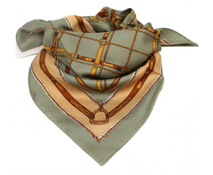 Дамски копринен шал Ma.Al.Bi