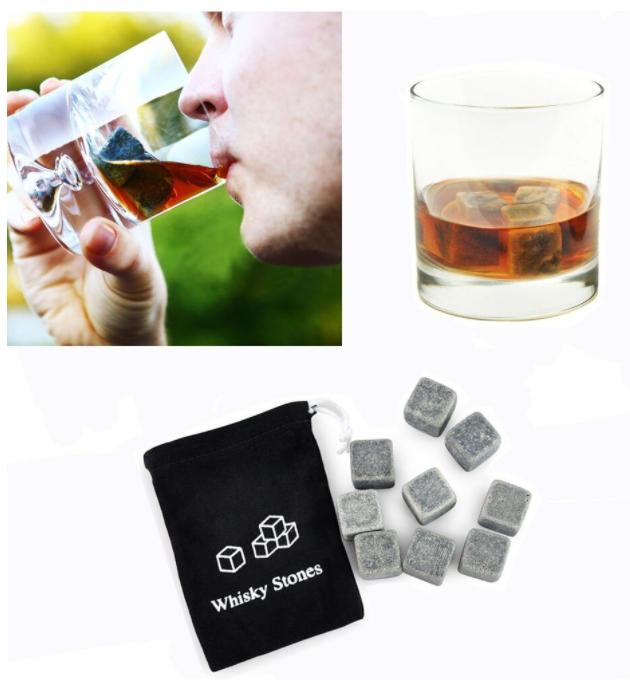 Камъни за уиски и вино