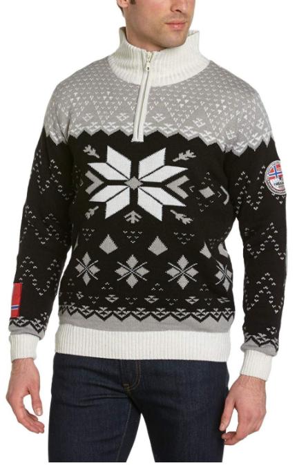 подарък за коледа - Мъжки пуловер Nebulus