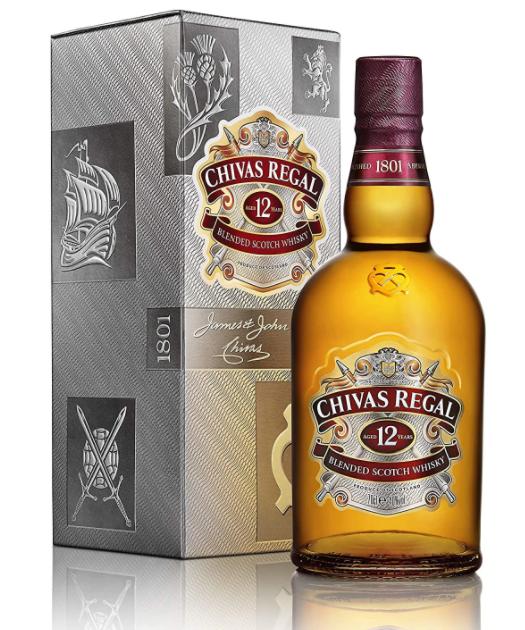 Подарък за коледа Уиски Chivas Regal