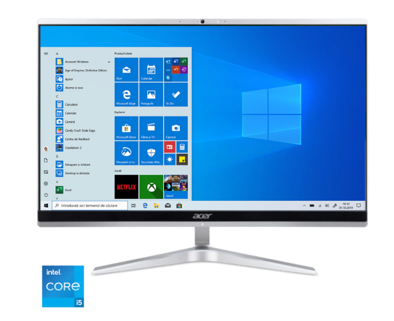 All-in-One Acer Aspire C22-1650